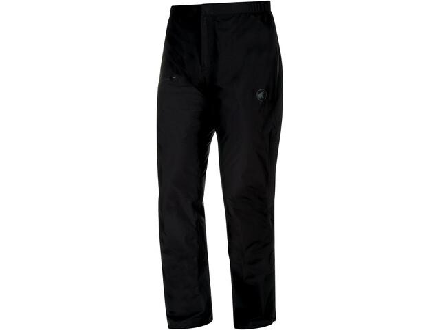 Mammut Masao Light Pantalon hardshell, black